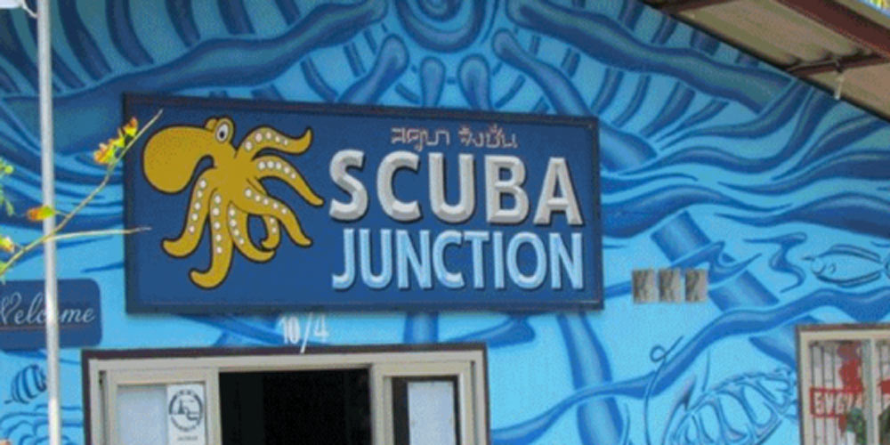 Scuba Junction: Koh Tao, Thailand