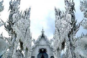 Chiang Rai's White Temple