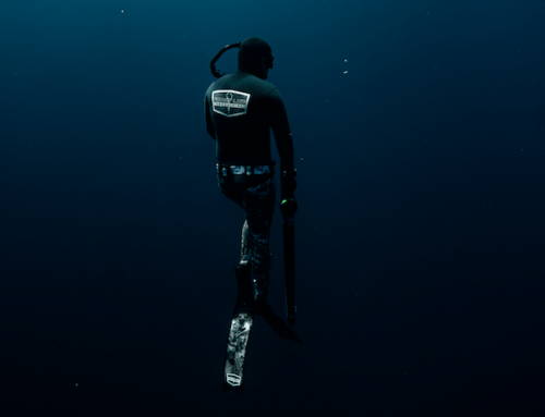 Interview with Sam Blount of Frontline Freediving