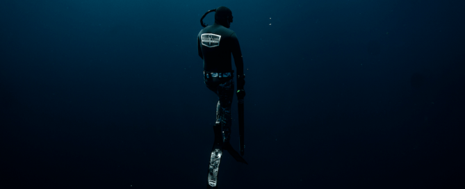 Sam Blount of Frontline Freediving