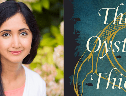 The Oyster Thief Book Review and Interview